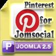 Pinterest for Jomsocial