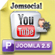 Youtube  for Jomsocial