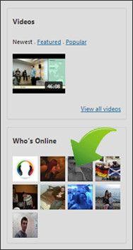 Fake online! for Jomsocial frontpage