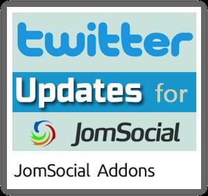 Twitter Updates for Jomsocial