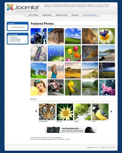 Simple Photo Gallery - Download Free