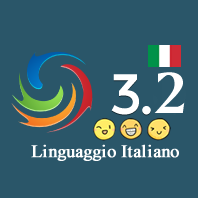 Italian language for JomSocial 3.2.1.5 Stable