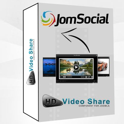 HD Video Share for JomSocial