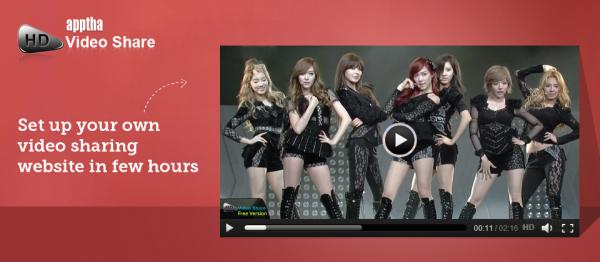 Joomla HD Video Share 3.6 - Free