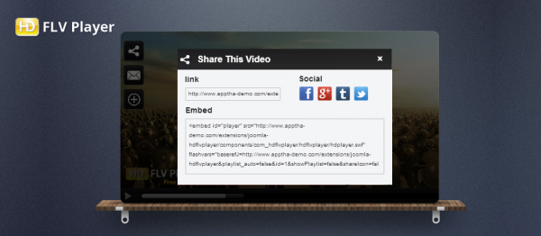 how to add most popular youtube videos to joomla