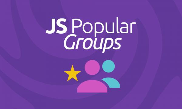 JS Popular Groups
