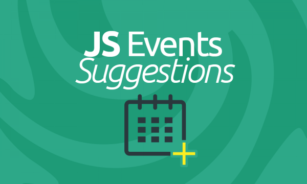 JS Events Suggestions