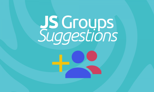 JS Groups Suggestions