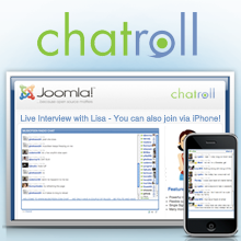 Chatroll Live Chat