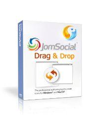 JomSocial Drag'n'Drop