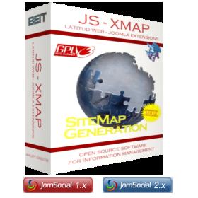 JS XMap Extension 4.1 (JS XMAP 4.1)