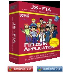 JS Custom Profile Fields In Application 4.0 (JS FIA 4.0)