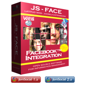 JS Facebook™ Integration (JS FACE 4.1)