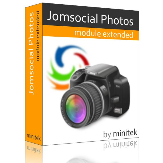 Jomsocial Photos Module Extended