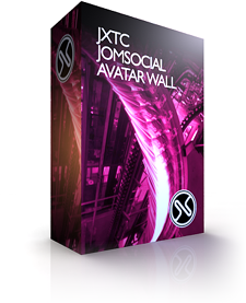 JomSocial Avatar Wall