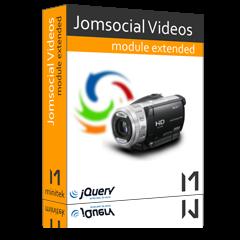Jomsocial Videos Module Extended