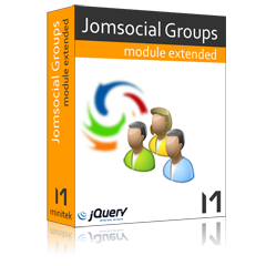 Jomsocial Groups Module Extended
