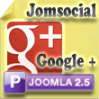 Google Plus for Jomsocial