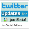 Twitter Updates for Jomsocial