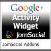 Google Plus Activity Widget