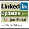 Linkedin Updates for Jomsocial