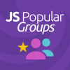 JS Popular Groups