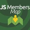 JS Members Map