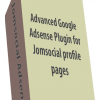 Advanced Google Adsense Plugin for Jomsocial Profile