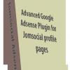 Advanced Google Adsense Plugin for Jomsocial Profile