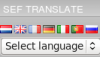 Sef Translate for joomla