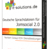 German Language Files Jomsocial 4.2.0 - complete and up to date