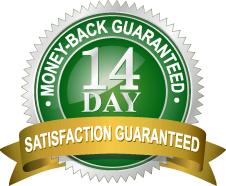 14 Money Back Guarantee