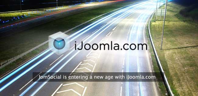 JomSocial is entering a new age with iJoomla.com