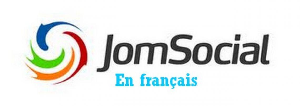 Utilisateurs Jomsocial en Français
