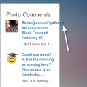 I would like to suggest Photo and Video Comment have the Title Character. And Latest Discussion, Latest group posts and Activity Stream have the Title Character and Description limit too. Some languages are different English. On my site, I have problem with my Cambodian's language with those modules because some of them don't have title limit and description limit. You can see my at picture.....