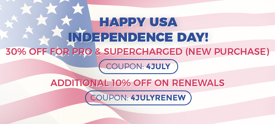 jomsocial independence day sale