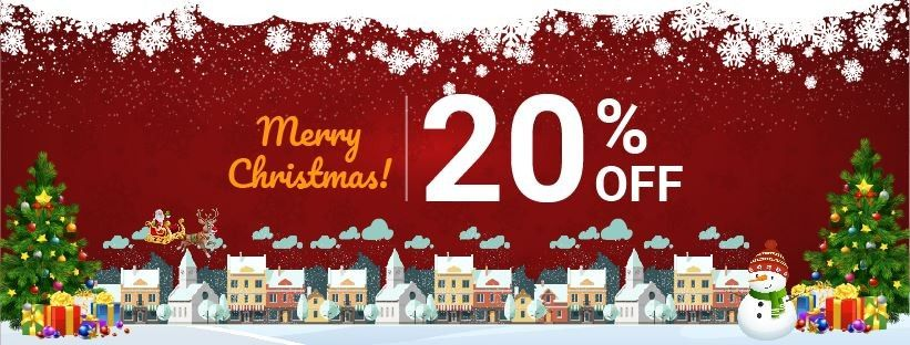 ??Christmas is coming around the corner! This year enjoy up to 20%25 OFF on all JomSocial and network sites products! 7 Amazing Deals :) ?? Use the code CHRISTMAS  at checkout ??https://www.joomlart.com/merry-Christmas#sale #JoomlArt #GavickPro #iJoomla #JomSocial #Shape5 #Joomlabamboo #DTHDevelopment