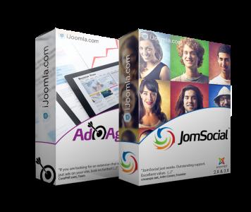 JomSocial Pro + Ad Agency Pro