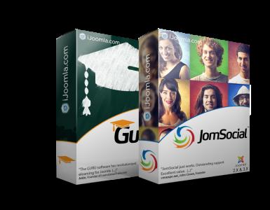 JomSocial Pro + GURU Pro