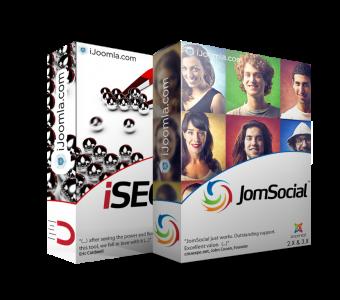 JomSocial Pro + iSEO Pro