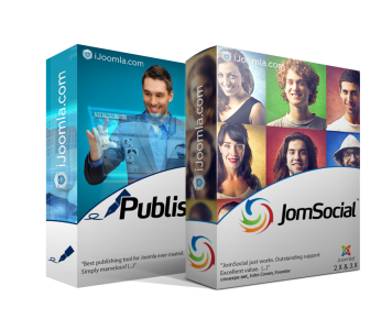 JomSocial Pro + Publisher Pro