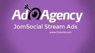 JomSocial Stream Ads