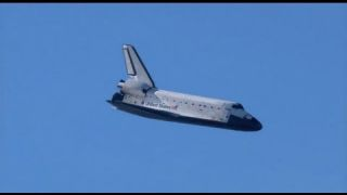 Space Shuttle Landing Atlantis Nasa HD