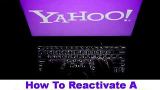 Reactivate A Deleted Yahoo Account Call @+1-877-618-6887