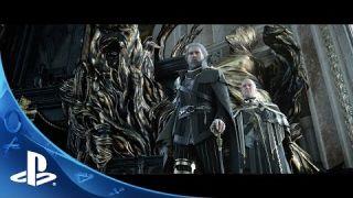 FINAL FANTASY XV - Kingsglaive Trailer | PS4
