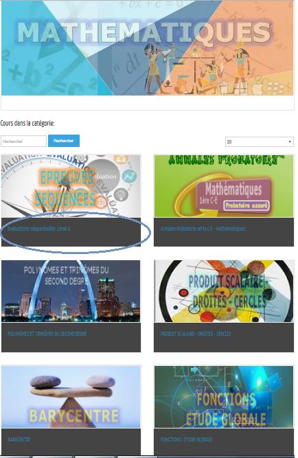 Courses description display - JomSocial Forum