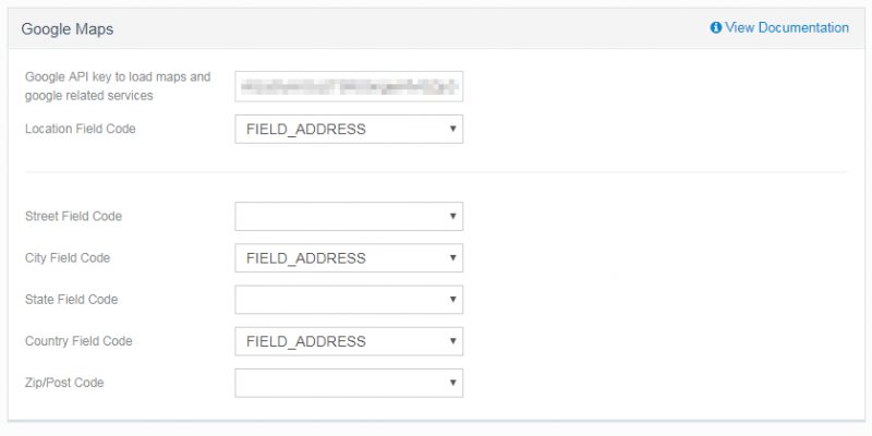 Dashboard > Member Locations > No country data added / No
